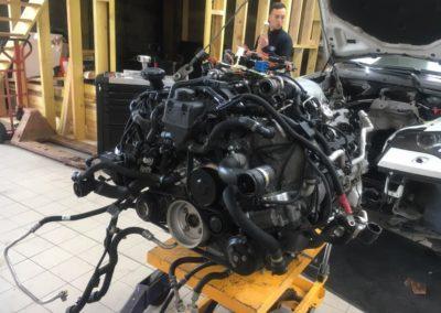 MECANIQUE MOTEUR BMW 1 - Atelier mécanique