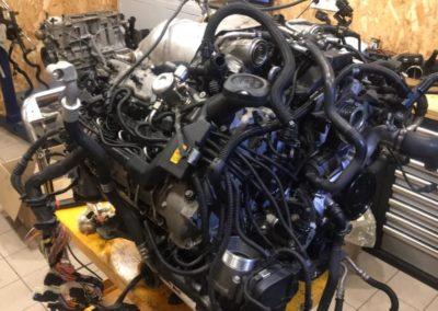 MECANIQUE MOTEUR BMW 2 - Atelier mécanique
