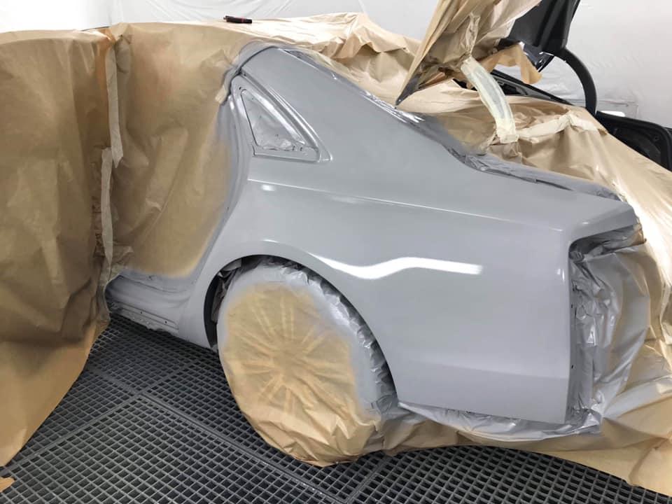carrosserie peinture avant - Carrosserie Peinture