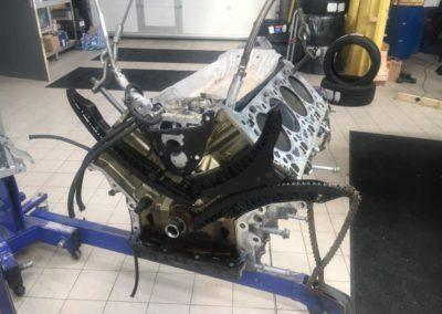 moteur n63 ou s63 v8 4L4 - Atelier mécanique