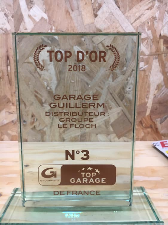 top garage n°3 france - Accueil