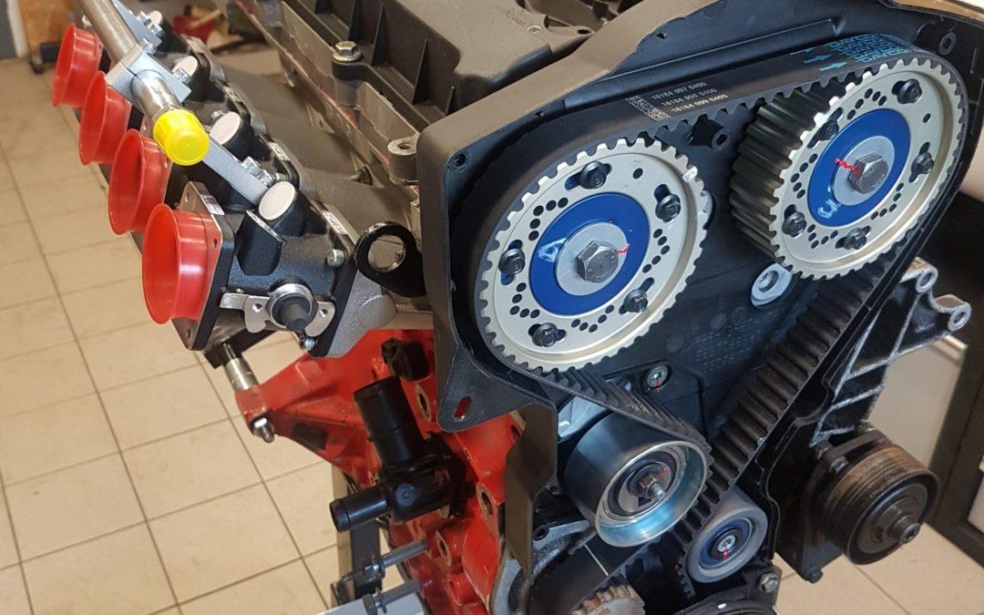 Démontage du banc 4 roues Rotronics
