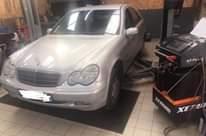Mercedes BVA 722.6 vidange complète avec notre mac…