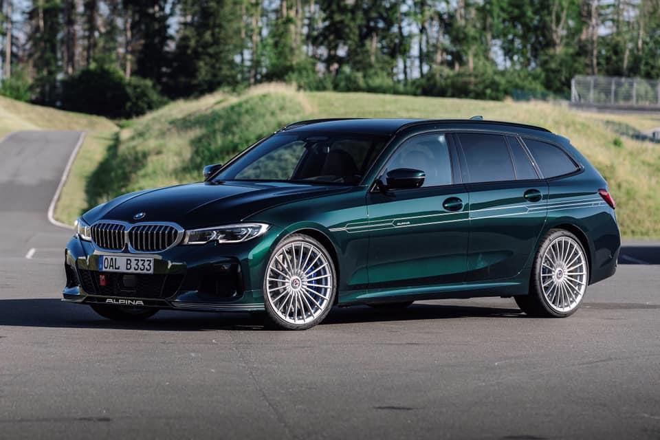 Le moteur S58 dans 2 breack BMW vous êtes plus M3 …