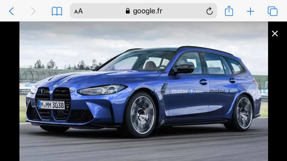 245509738 4734146839942718 8352230553949573968 n - Le moteur S58 dans 2 breack BMW vous êtes plus M3 ...